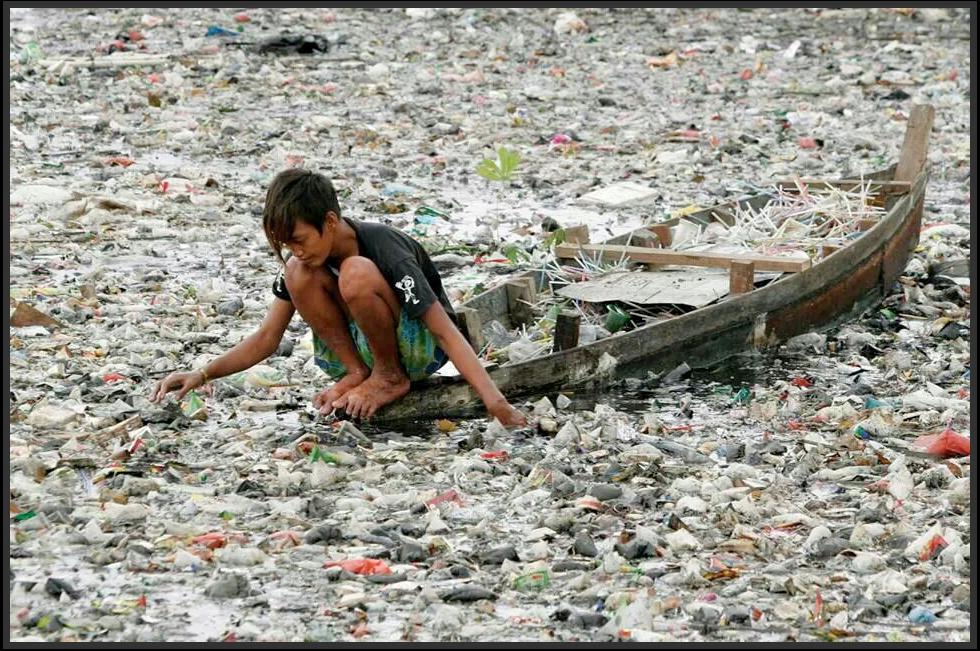Comment tes recherches permettent de retirer le plastique des océans