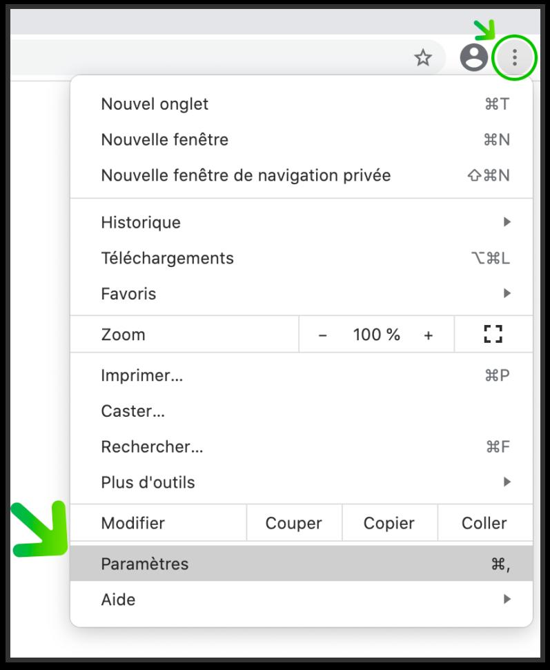 YouCare moteur de recherche par défaut sur Chrome